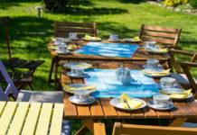 Meble ogrodowe z palet - pomysły, sposoby wykonania, porady