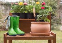 Donice ogrodowe drewniane, ceramiczne, rattanowe - jakie donice do ogrodu?
