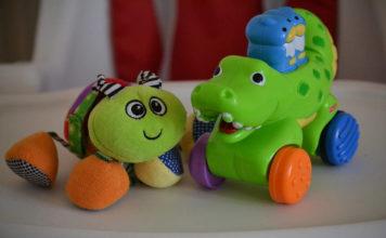 Zabawki, które uczą i wychowują