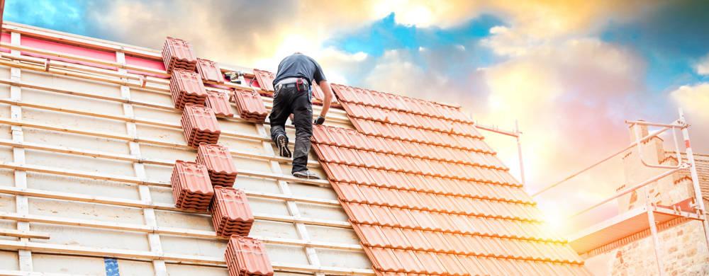 Budowa domu – pokrycie dachu