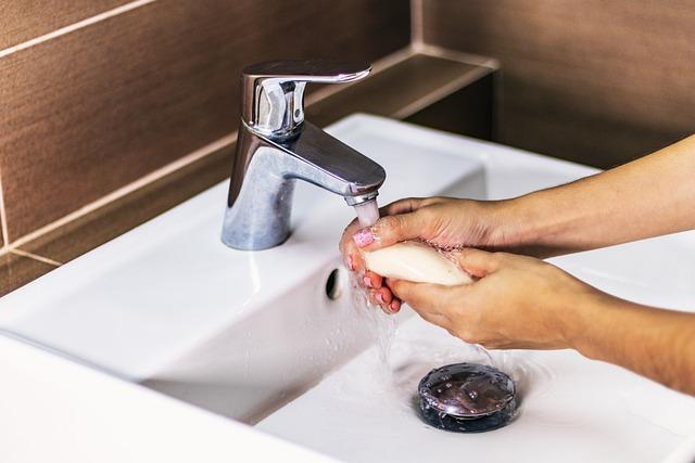 baterie umywalkowe